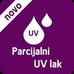 Štampa parcijalnim UV lakom